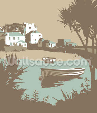St Ives 1 Wallpaper Wall Murals