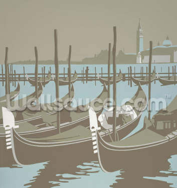 Venice Wallpaper Wall Murals