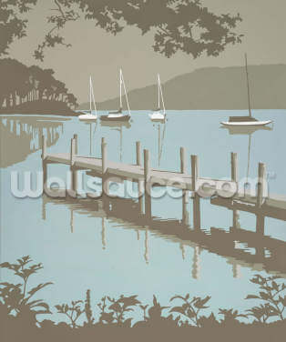 Windermere Wallpaper Wall Murals