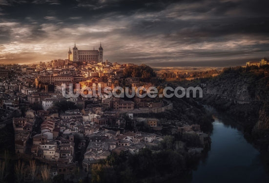 Toledo Wallpaper Wall Murals