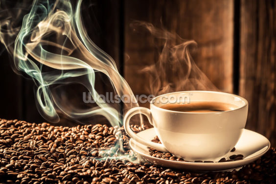 Tasty Coffee Roast Wallpaper Wall Murals