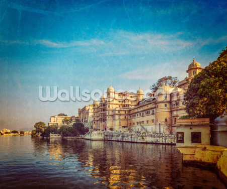 City Palace, Udaipur Wallpaper Wall Murals