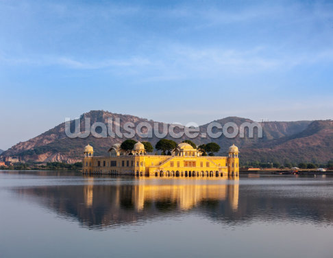 Water Palace, Jaipur Wallpaper Wall Murals