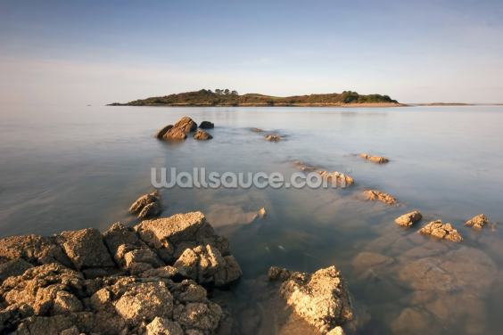 Island Rocks Wallpaper Wall Murals
