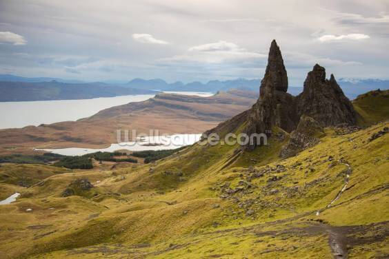 Old Man of Storr Wallpaper Wall Murals