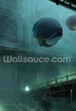 Power Plant Wallpaper Wall Murals