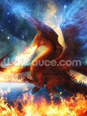 Lord of the Celestial Dragons Wallpaper Wall Murals