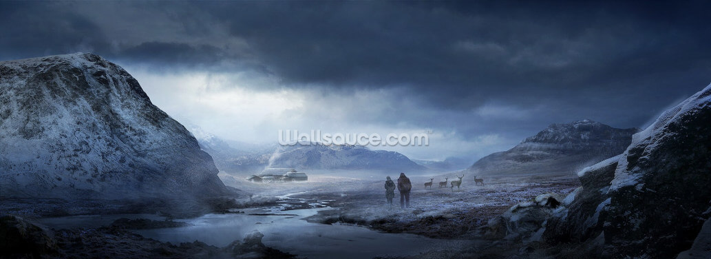 Winter Wallpaper Wall Murals
