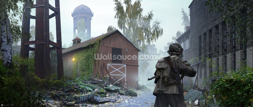 Snipers Nest Wallpaper Wall Murals