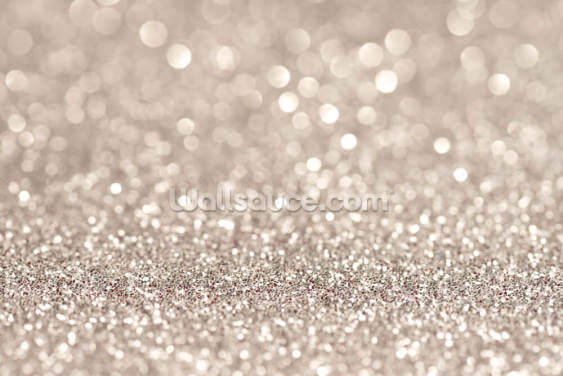 Glitter Rain Wallpaper Wall Murals