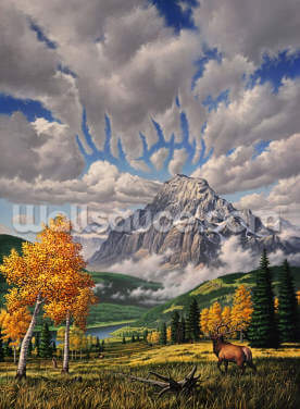 Autumn Echos Wallpaper Wall Murals