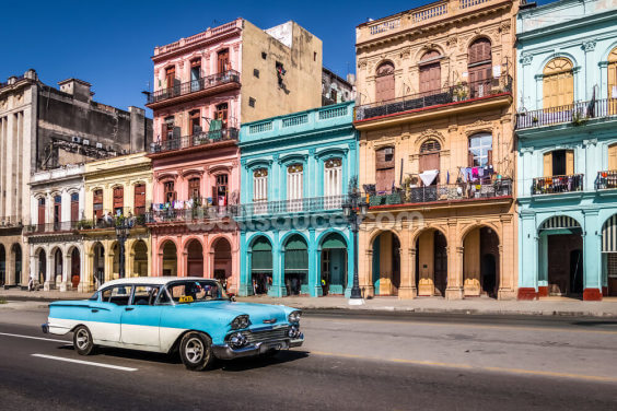 Old Havana Wallpaper Wall Murals