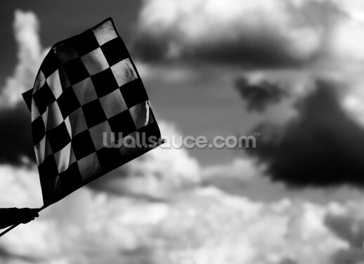 Chequered Flag 2 Belgium 2014 Wallpaper Wall Murals