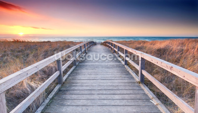 Crossing to the Baltic Sea Wallpaper Wall Murals