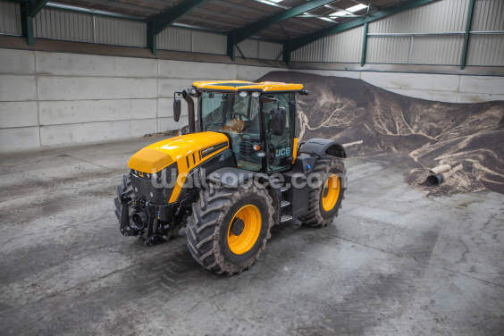 Fastrac JCB Wallpaper Wall Murals