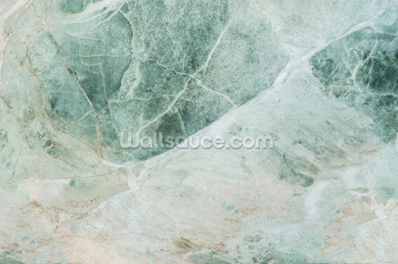 Marble Greens Wallpaper Wall Murals