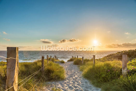 The Way to the Sea Wallpaper Wall Murals
