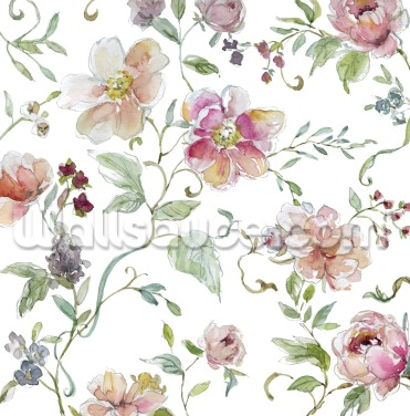 Chinoiserie Wallpaper Wall Murals