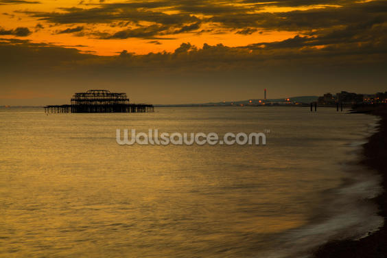 Brighton Sands Wallpaper Wall Murals