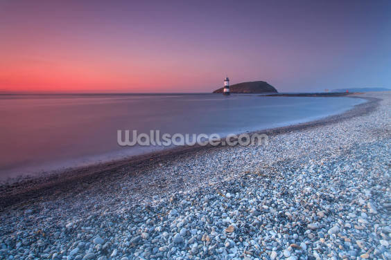 Penmon Sunset Wallpaper Wall Murals