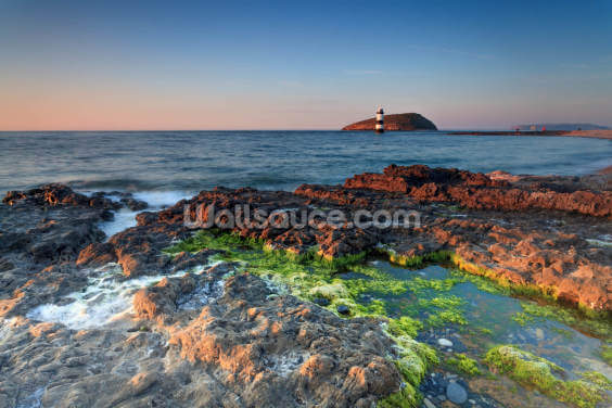 Penmon Lighthouse Wallpaper Wall Murals