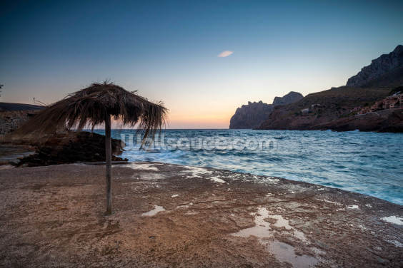 Cala San Vincente Bay Wallpaper Wall Murals