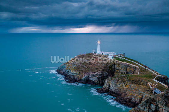 Southstack Storm Wallpaper Wall Murals
