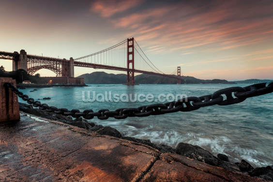 Golden Gate Bridge Wallpaper Wall Murals