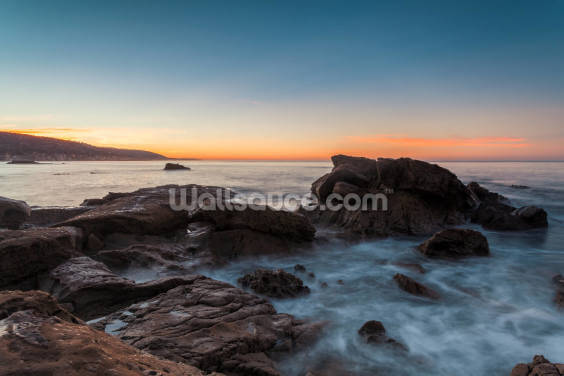 Laguna Beach Sunrise Wallpaper Wall Murals