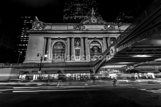 Grand Central Station Exterior Wallpaper Wall Murals