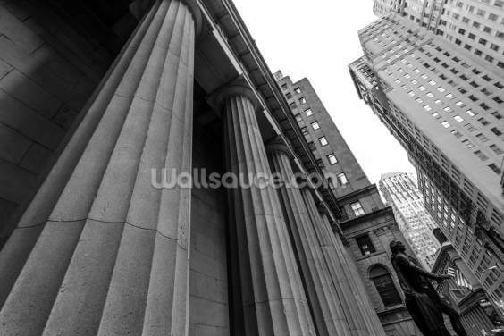 New York Stock Exchange Wallpaper Wall Murals