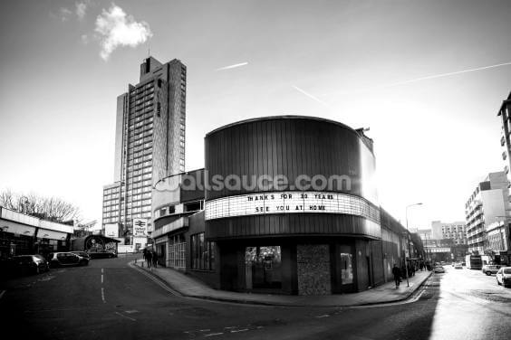 Cornerhouse Manchester Wallpaper Wall Murals