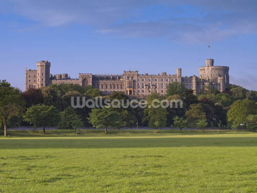 Windsor Castle Berkshire Wallpaper Wall Murals