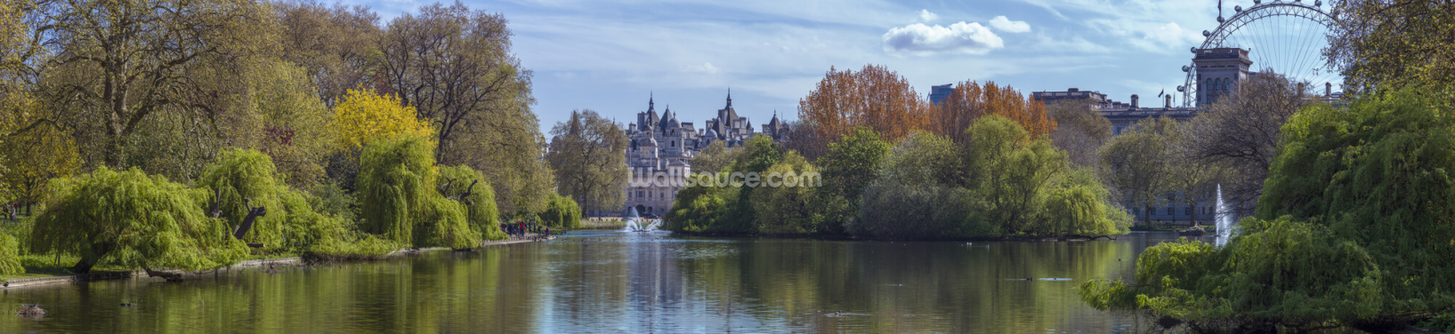 St James Park in London Wallpaper Wall Murals