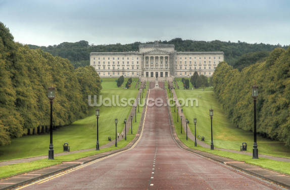 Stormont Parliament Building, Northern Ireland Wallpaper Wall Murals