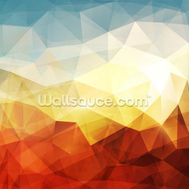 Warm Wallpaper Wall Murals