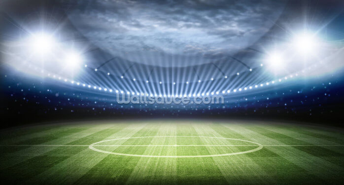 Football Stadium Wallpaper Wall Murals