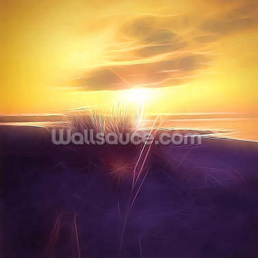 Light Solstice Sunrise Wallpaper Wall Murals