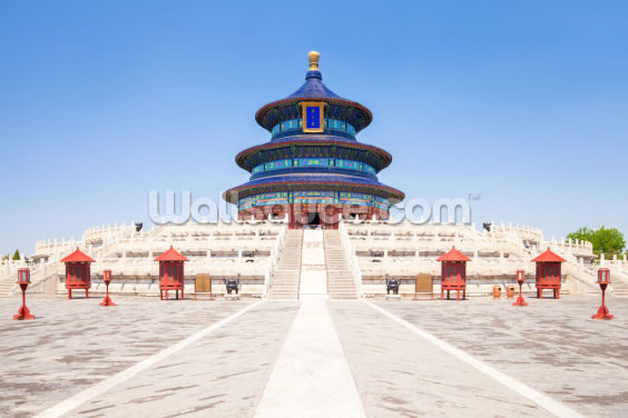 Temple of Heaven Wallpaper Wall Murals