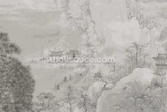 Landscape, China Wallpaper Wall Murals
