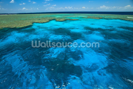 Great Barrier Reef Park Wallpaper Wall Murals