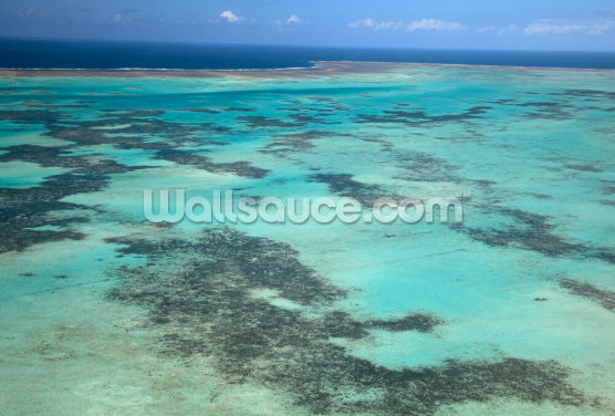 Great Barrier Reef, Australia Wallpaper Wall Murals
