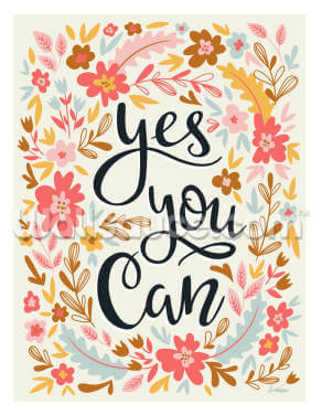 Yes You Can Wallpaper Wall Murals