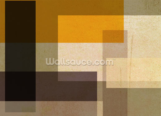 Yellow Light Wallpaper Wall Murals