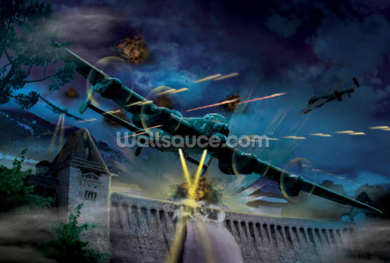 Dambusters Wallpaper Wall Murals