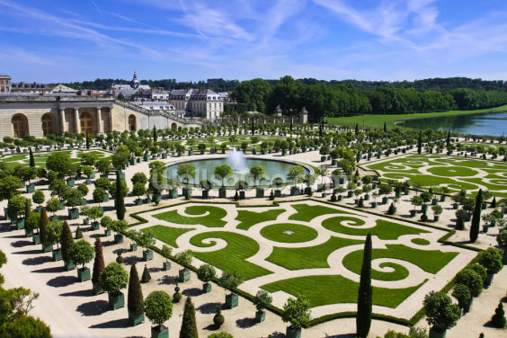 Palace of Versailles Orangerie Wallpaper Wall Murals
