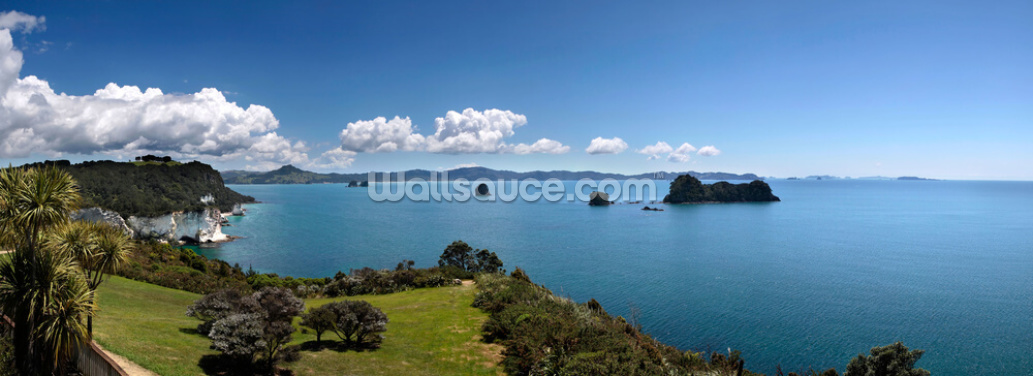 Coromandel Peninsula Wallpaper Wall Murals