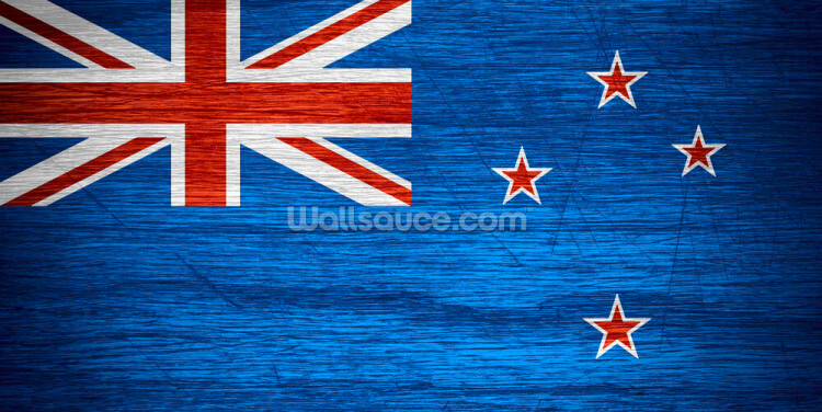 New Zealand Wallpaper Wall Murals