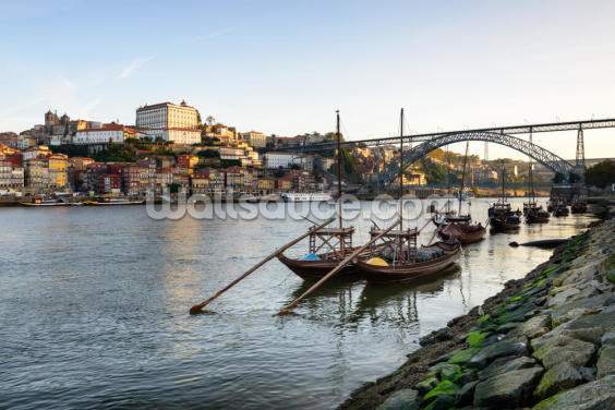 River Douro, Porto Wallpaper Wall Murals