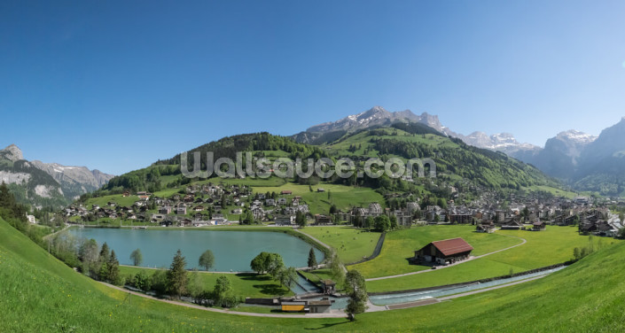 Engelberg Wallpaper Wall Murals